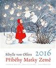 Kalendář 2016 Příběhy Matky Země -  Sibylle von Olfers - obálka