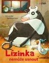 Obálka knihy Lízinka nemůže usnout