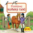 Poznávej koňský ranč (Poznávej svůj svět) - obálka