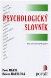 Psychologický slovník (Třetí, aktualizované vydání) - obálka