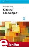 Klinická adiktologie - obálka