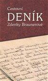 Obálka knihy Cestovní deník Zdenky Braunerové 1883