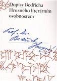 Dopisy Bedřicha Hrozného literárním osobnostem - obálka