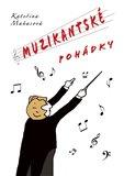 Muzikantské pohádky - obálka