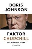 Faktor Churchill (Muž, který psal dějiny) - obálka