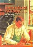 Knihařské závody, n. p. (deset let v Praze 1947-1957) - obálka
