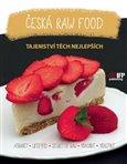 Česká raw food (Tajemství těch nejlepších) - obálka