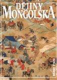 Dějiny Mongolska - obálka