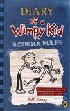 Diary of a Wimpy Kid 2 - obálka