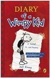 Diary of a Wimpy Kid 1 - obálka