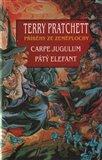 Carpe Jugulum + Pátý elefant - obálka