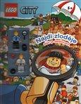 Lego City Najdi zloděje - obálka