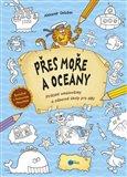 Přes moře a oceány (Pirátské omalovánky a zábavné úkoly pro děti) - obálka