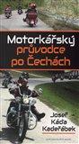 Motorkářský průvodce po Čechách - obálka