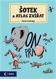 Šotek a atlas zvířat - obálka