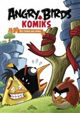 Angry Birds Bez praku ani ránu - obálka