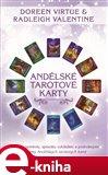 Andělské tarotové karty (Elektronická kniha) - obálka