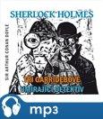 Sherlock Holmes - obálka