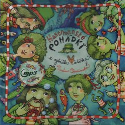 Hastrmanské pohádky z rybníčka Všetečka, CD - Martina Chrudimská