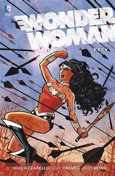 Wonder Woman 1 - Krev - Azzarello,Brian