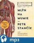 Mlýn na mumie - obálka