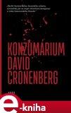 Konzumárium (Elektronická kniha) - obálka