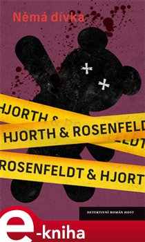 Němá dívka - Michael Hjorth, Hans Rosenfeldt e-kniha