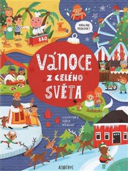 Obálka titulu Vánoce z celého světa
