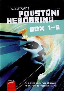 Povstání Herobrina - BOX. komplet - S. D. Stuart