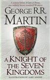 A knight of Seven Kingdoms - obálka
