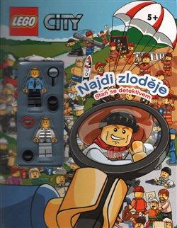 Lego City Najdi zloděje - kol.