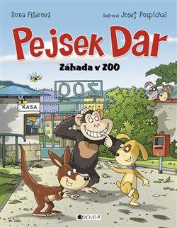 Pejsek Dar – Záhada v ZOO - Ilona Fišerová