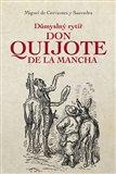 Důmyslný rytíř Don Quijote de La Mancha - obálka