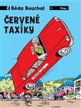 Béda Bouchal - Červené taxíky - obálka
