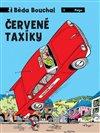 Obálka knihy Béda Bouchal - Červené taxíky