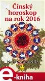 Čínský horoskop na rok 2016 - obálka