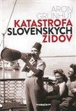 Katastrofa slovenských židov - obálka