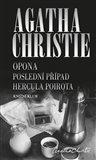 Opona: Poslední případ Hercula Poirota - obálka