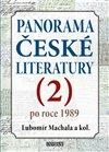 Obálka knihy Panorama české literatury - 2. díl