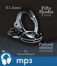 Fifty Shades Freed: Padesát odstínů svobody - obálka