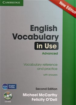 Obálka titulu English Vocabulary in Use Advanced (2nd Edition) with Answers and CD-ROM
