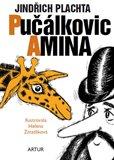 Pučálkovic Amina - obálka