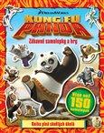 Kung Fu Panda (Zábavné samolepky a hry) - obálka