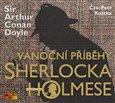 Vánoční příběhy Sherlocka Holmese - obálka