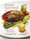 Obálka knihy Česká kuchyně – lehká a elegantní
