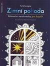 Obálka knihy Arteterapie: Zimní pohoda
