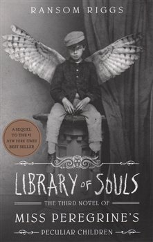 Obálka titulu Library of Souls