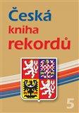 Česká kniha rekordů V. - obálka