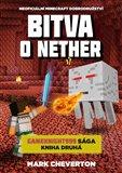 Bitva o Nether (Gameknight999 sága- Kniha 2) - obálka
