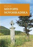 Místopis Novohradska - obálka